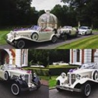 His & Hers Wedding Cars