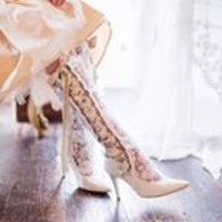 House of Elliot ® Lace Boots