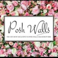 POSH WALLS & FLOWERS