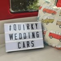 Quirky Wedding Cars