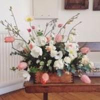 Rose & Ammi Flowers