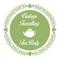 Vintage Travelling Tea Party